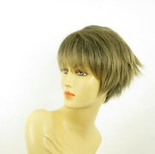 wig short women golden brown wick  REF VALENTINE 1BT24B PERUK