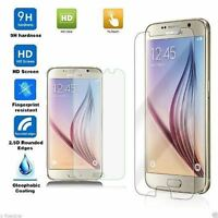 The Worlds Best Premium Tempered Glass Screen Protector For Samsung S6 Clear