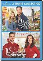Hallmark 2-Movie Collection: You're Bacon Me Crazy / The Secret Ingred
