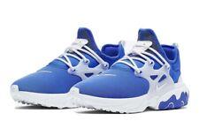Nike React Presto Hyper Royal Blue White Black Volt AV2605-401 Men's Size 8