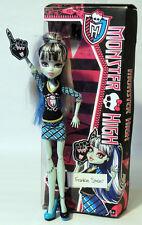 MONSTER HIGH Bambola-Frankie Stein-Ghoul Spirit. con scatola originale!