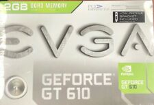 EVGA GEFORCE GT 610 with extra cable $150