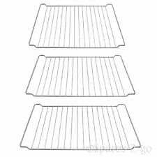 3 x Oven Grill Chrome Shelves Rack Fits IGNIS Cooker 445 x 340mm Top Bottom