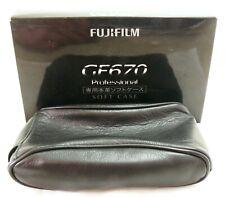 Fujifilm Fuji GF670 Soft Case NEW #37177/78