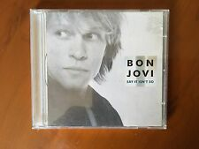 Bon Jovi Say It Isn't So CD Single
