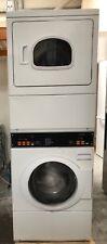 JLA Ipso 88 Commercial Washing Machine / Tumble Dryer Stack