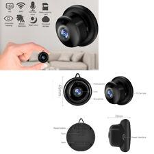 Mini Caméra Surveillance De Sécurité Sans Fil 1080P Hd Ir Vision Nocturne Wi-Fi