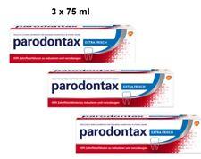 Paradontax Zahncreme Extra Frisch 75 ml x 3
