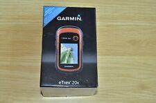 Garmin eTrex 20x handheld GPS receiver brand new - Western EU topo active map