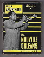 [Jazz] Louis Armstrong MA VIE Ma Nouvelle-Orléans EO