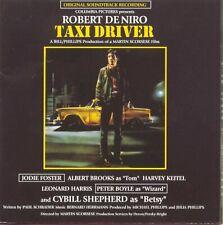 Bernard Herrmann - Taxi Driver - NEW CD  (Original Soundtrack 1998 Remaster)