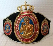 Ultimate Fight Championship Belt Serbia Memorial Gidra Original Unique MMA