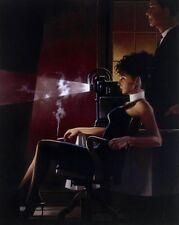 Jack Vettriano - Eine Fehlerhaft Past - Kunstdruck - 80x60cm