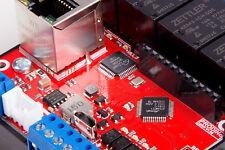 Arduino MKR Zero Ethernet ProDino GROVE RS485 4 Relays 4 Isolated Input EU