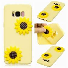 3D Cute Cartoon Soft Silicone Rubber Back Case Cover For Samsung Galaxy S8 J7 J5