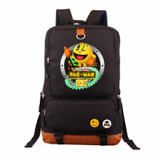 pac man championship Backpack Messenger Bag Rucksack New/wtag :x