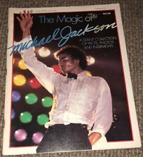 The Magic of Michael Jackson! Collection of Facts, Photos, Interviews 1984
