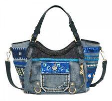 Desigual Bols Rotterdam Mini Extraordinary Exotic Handtasche Umhängetasche