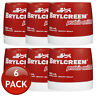 6 x BRYLCREEM ORIGINAL PROTEIN ENRICH HAIR STYLING CREAM LIGHT AND GLOSSY 150mL