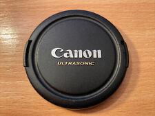 Canon Ultrasonic Genuine 67mm Lens Cap