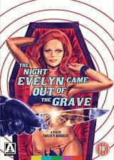 THE NIGHT EVELYN CAME OUT OF THE GRAVE [ARROW DVD] 6 - NEW & SEALED