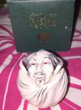 "Harmony Kingdom Roly Polys ""Bela"" Vampire Dracula Figurine Trinket Box Retired"