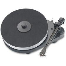 Pro-Ject RPM 5.1 Plattenspieler inkl. Ortofon 2M Red Tonabnehmer pianolack grau