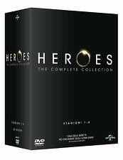 HEROES - STAGIONI 01-04  23 DVD  COFANETTO  SERIE-TV