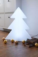 """LED Weihnachtsbaum Tannenbaum Weihnachten """"Tanna"""" Kunststoff beleuchtet 63 cm"""
