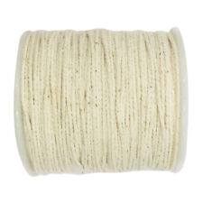 100M Natural Cotton Twisted Cord Rope Craft Macrame Artisan String