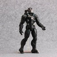 "War Machine The Avengers Captain America 3 Civil War Action Figure 7"" Toy Gift"