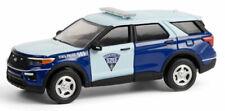 GREENLIGHT 42930 MASSACHUSETTS STATE POLICE 2020 FORD INTERCEPTOR *PRESALE*