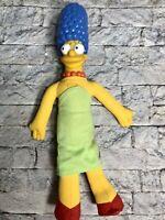 "Vintage MARGE SIMPSON Plush Doll (Burger King) 11.5""  1990"