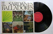 COBLA LA PRINCIPAL DE LA BISBAL (LP 33T) SARDANES BALLADORES N°2