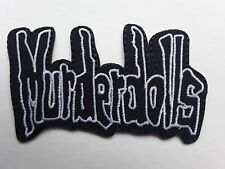 MURDERDOLLS AMERICAN HORROR HEAVY PUNK ROCK BAND EMBROIDERED PATCH UK SELLER