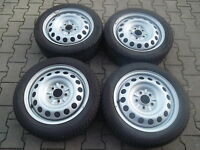 4 x Winterräder 205 50 R 16 Pirelli 16 x 6,5 ET 55 LK 5 x 114 Mazda MX 5(c816)