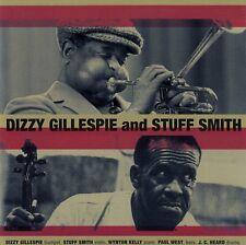 DIZZY GILLESPIE AND STUFF SMITH / CD - TOP-ZUSTAND