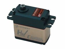 K-Power DHV822 HV Digital Coreless Servo with Alloy Case. 11.8Kg / 0.06s