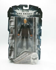 Movie Masters Batman Dark Knight Rises Alfred Pennyworth Rare NEW FREE SHIPPING