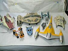 Vintage Star Wars Action Fleet Macro Machine Collection Lot - 1995 - 98