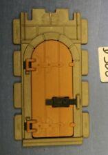 D56 playmobil 12 bouche trous chateau ref 3666 3442 3445 3455 3665 3441 3668