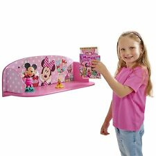 MINNIE MOUSE BOOKTIME BOOKSHELF NEW BEDROOM FURNITURE MDF