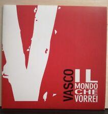 VASCO ROSSI - IL MONDO CHE VORREI vinile numero 4458-mai suonato
