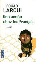 Livre Poche une année chez les français Fouad Laroui Julliard 2011 book