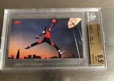 1985 Nike Promo Michael Jordan Rookie BGS 9.5 RC .5 from BGS 10 RARE AF Jumpman