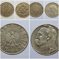 POLOGNE POLAND 1917 - 1949 GROSZY FENIGOW ZLOTYCH Choisissez votre monnaie !