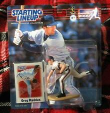 2000 STARTING LINEUP GREG MADDUX ATLANTA BRAVES