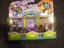 Skylanders Swap Force - Dune Bug, Phantom Cynder, Knockout Terrafin - NIP