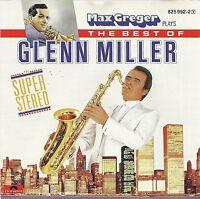 (CD) Max Greger - Max Greger Plays Glenn Miller (Polydor)