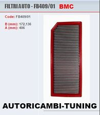 FILTRO ARIA SPORTIVO BMC AUDI A3 8P1 8PA SPORTBACK A3 CABRIOLET S3  409/01